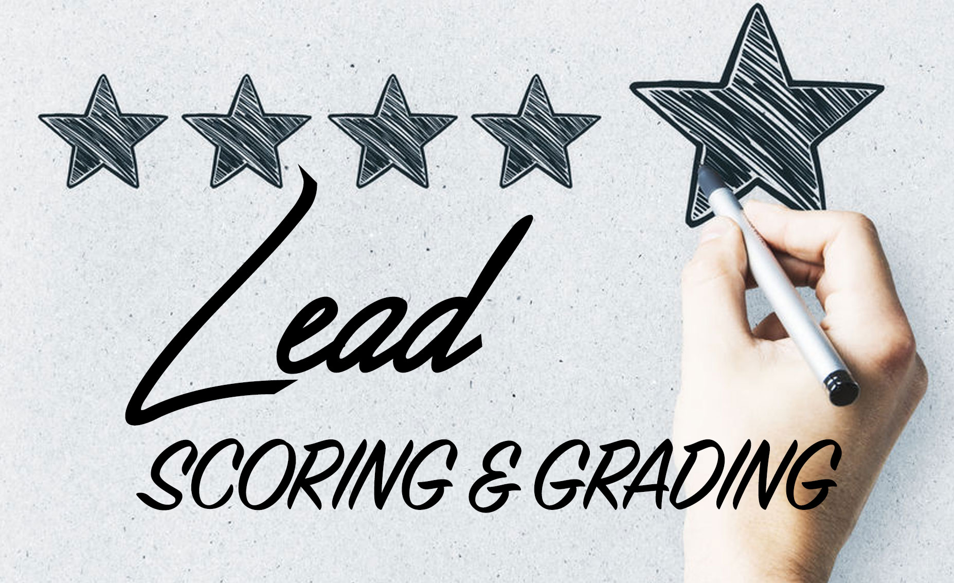 When collecting leads at any event, you should have in mind the important qualifiers that should be the topic of discussion in your event space, or on the trade show floor. Once you get your leads, you've got a couple ways to qualify: through GRADING or SCORING.