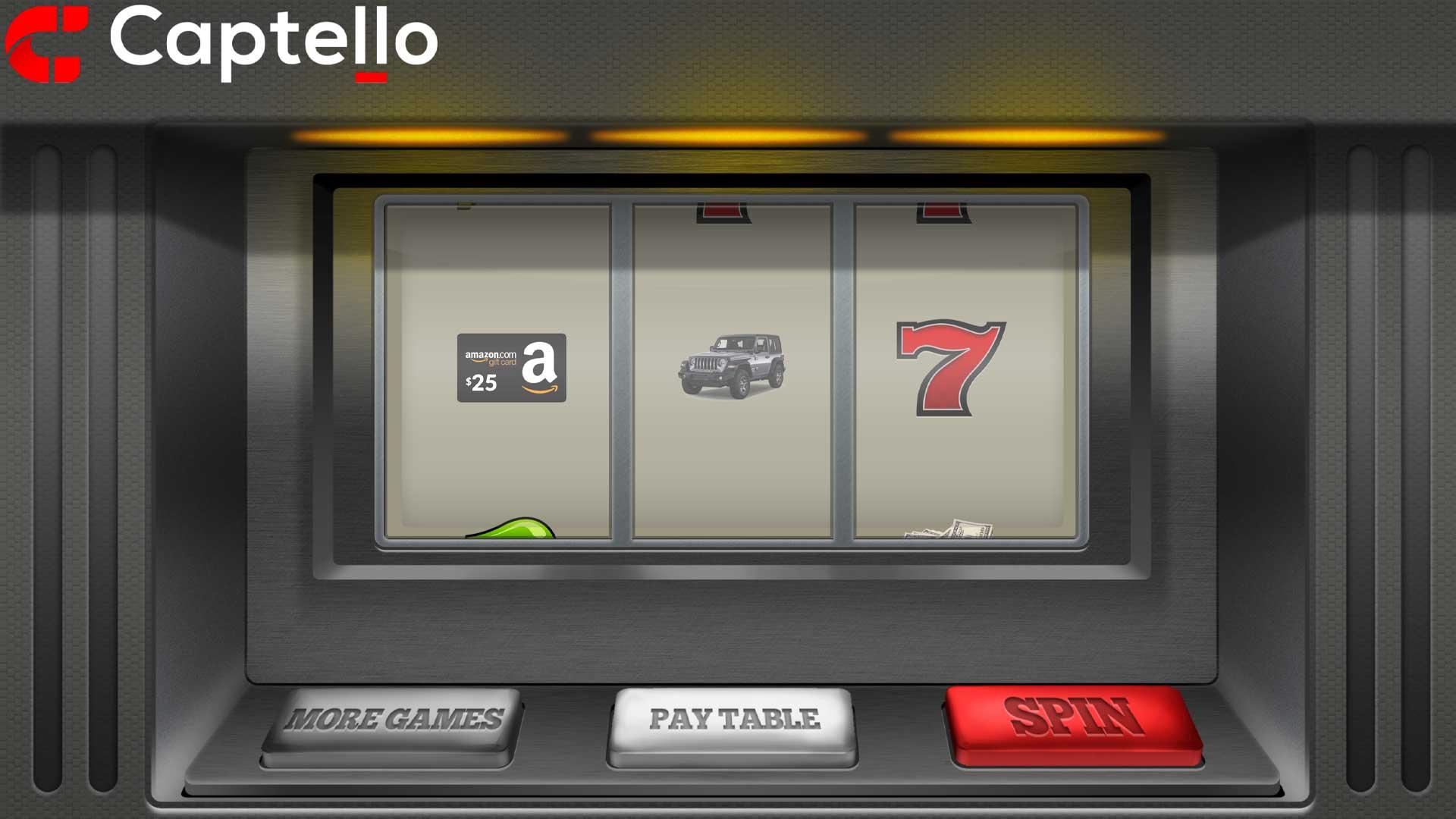 Slot Machine Game | Captello
