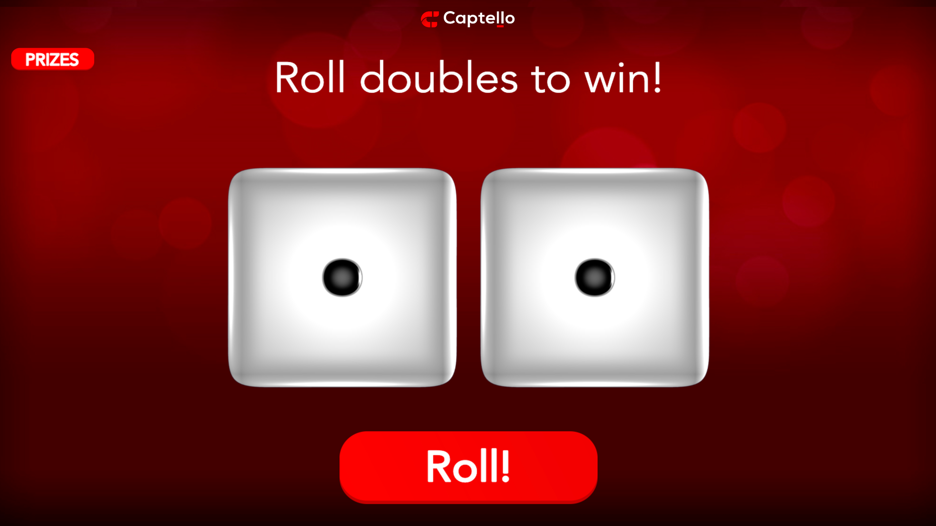 Roll Doubles Game | Captello