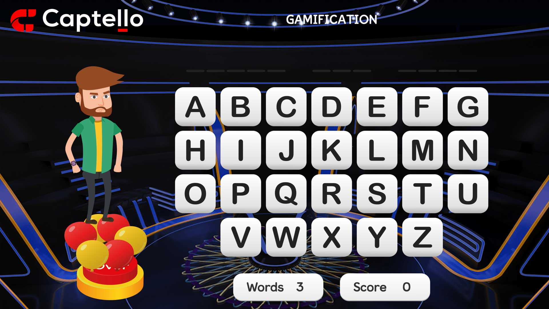 Guess the Word Game Show Theme | Captello